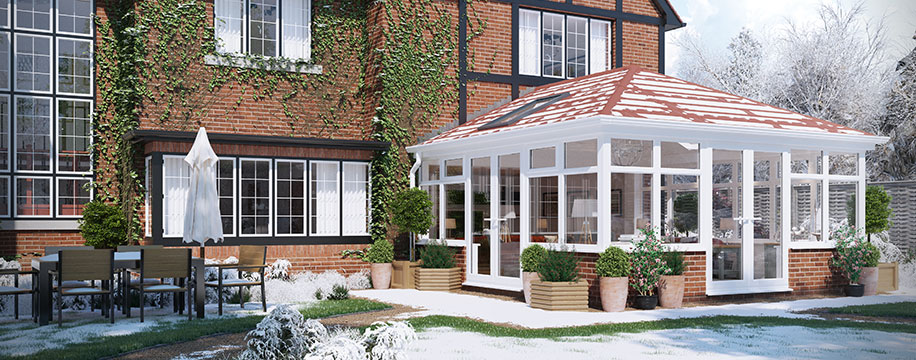 Had a cold conservatory this winter?