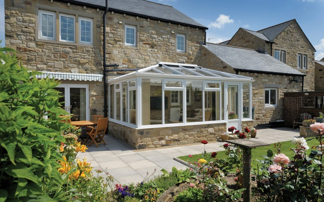 A Conservatory Is For Life Not Just For Summer
