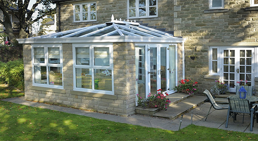 Make the most of your conservatory all year round