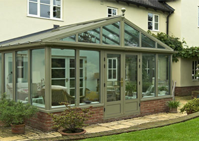 Gable Front Conservatory North East - Warmseal Home ...