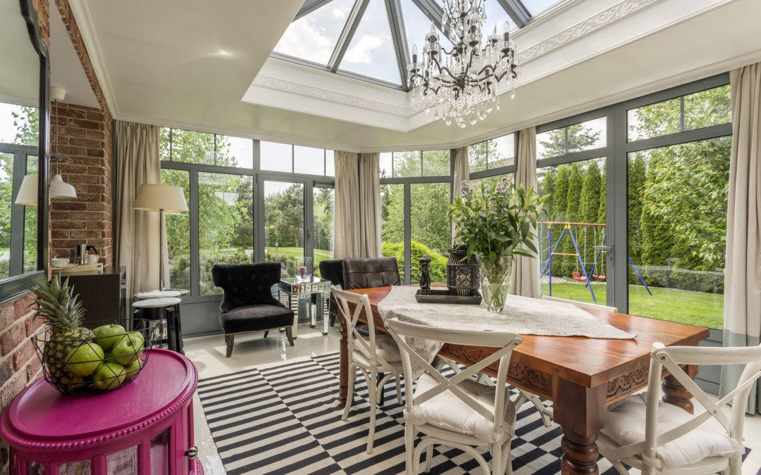 Do I need a building regulation approval for a conservatory or an orangery?